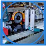 高端设备,集裁切与打磨一体,机械操作,精度高于普通设备20%