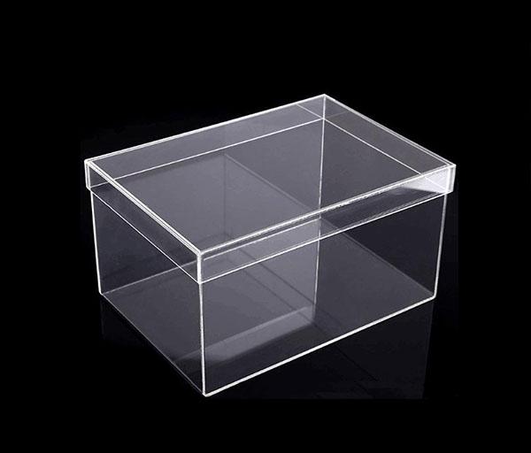 亚克力盒子 亚克力包装盒  产品详情 这款亚克力包装盒设计为天地盖