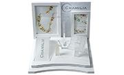 恭喜美国 知名品牌Chamilia与凯力克合作成功