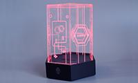 再次合作丨卡西欧 G-SHOCK手表展示盒