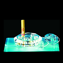 化妆品唇膏展示架