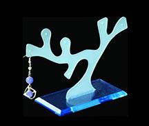 珠宝耳环展示架