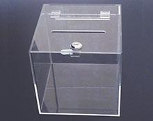 亚克力投票箱